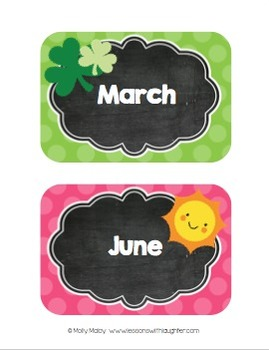 Chalkboard Classroom Library Labels with Individual Book Labels