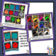 Chalkboard Classroom Posters - numbers 0-20, alphabet, shapes & colors