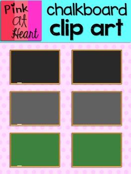 Chalkboard Clip Art FREEBIE!