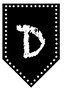 Chalkboard Decor: Flag Banner