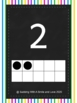 Chalkboard Decor: Numbers Pack 1-20
