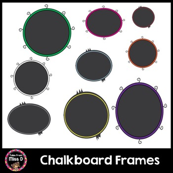 Round Frames