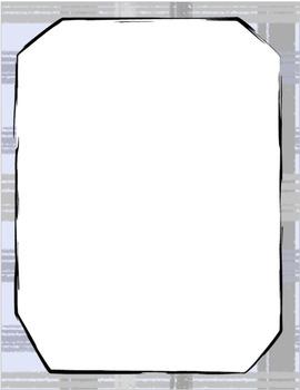 Chalkboard Frames and Borders