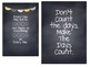 Chalkboard Inspirational Quotes and Sayings