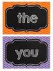 Chalkboard Word Wall Cards (accompanies SIPPS Beginning Level)