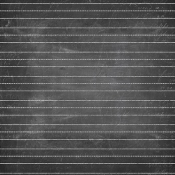 Lined Chalkboard Patterns Digital Paper Backgrounds
