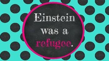 Chalkboard Polka Dot Theme Inspiration Classroom Signs