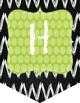 Chalkboard Polka Dots Math Workshop Banner