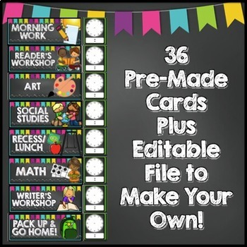 Sly image with free printable picture schedule cards