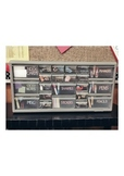 Chalkboard Teacher Toolbox Labels with Pops of Color