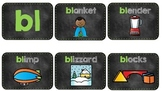 Chalkboard Theme -Blends (Bl and Br)