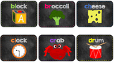 Chalkboard Theme - Blends and Digraphs