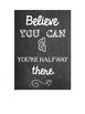 Chalkboard Theme Motivational Sayings