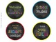 {Chalkboard Themed} Back to School Treat Bag Tags