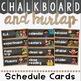 Chalkboard and Burlap Decor Bundle 800 pages