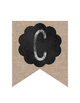 Chalkboard and Canvas Design Banner