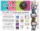 Chalkboard and Polka Dot Calendar Date Cards for Pocket Charts