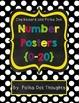 Chalkboard and Polka Dot Decor Bundle