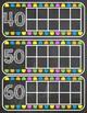 Chalkboard tens frames