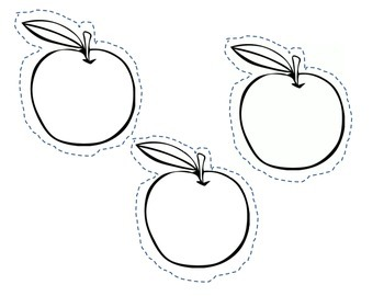 Apple Math: Complements of 10 (CCSS Aligned)