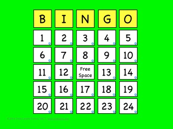 Addition Bingo, Plus 1: Power Point (CCSS Aligned)