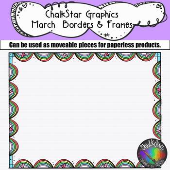 March Borders