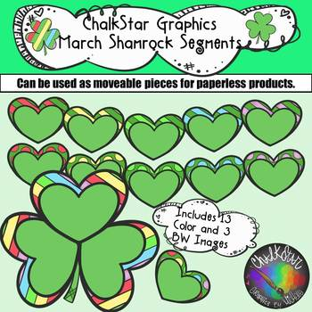 March Clip Art Bundle