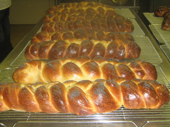 Challah Recipe - Braided or Round Egg Bread