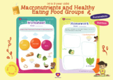 Health: Fuel Up with Macronutrients