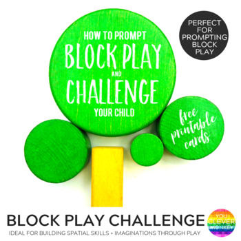Challenge Block Play Cards