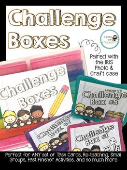 Challenge Boxes