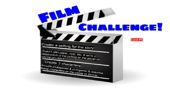 Challenge Cards for Film Creation