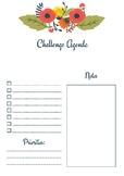Challenge List - A Homeschool Family Bucket List