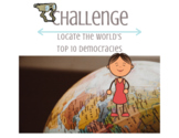 Challenge: Locate the World's Top Ten Democracies
