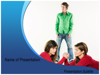 Challenge PPT Template