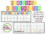 Challenge Registration
