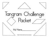 Challenge Tangram Puzzles