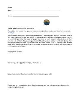 Challenge Task #10 - Gwarlingo