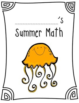 Challenge and Summer Math - free sample