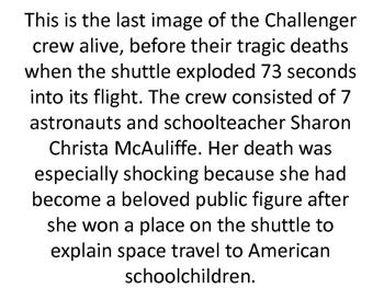 Challenger Shuttle Starter