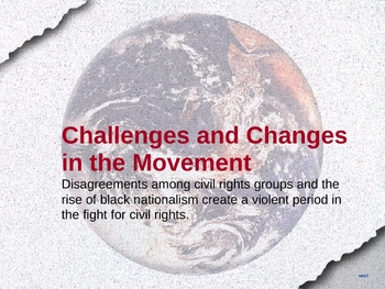Challenges of the Civil Rights Movement