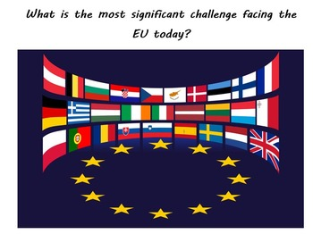 Challenges to the European Union