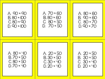 Challenging Estimation Timber Blocks (Jenga Based OR Board Based Math Game)
