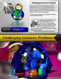 Challenging Geometry Problems