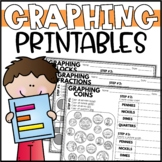 Graphing Activities and Enrichment - Bar Graphs, Picture Graphs & Tally Charts