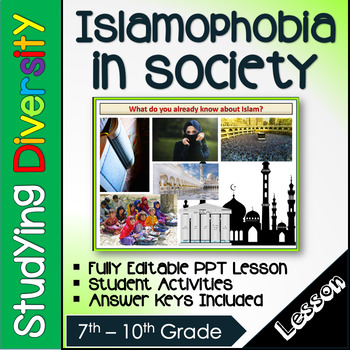 Challenging Islamophobia + Hate Crimes Lesson