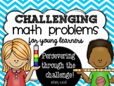 Challenging Math Problems for Young Learners