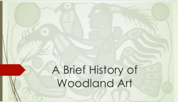 Education for Reconciliation: What is Woodland Art?