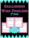 Challenging Word Problems District Bundle! Grades 2 - 6