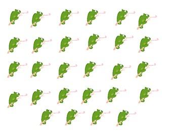 Chameleon Additon
